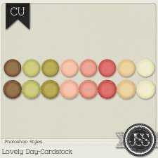 Lovely Day PS Styles Bundle by Just So Scrappy