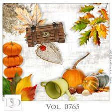 Vol. 0765 Autumn Nature Mix by D's Design