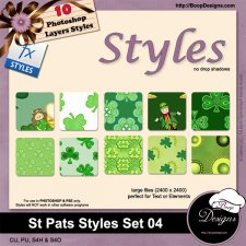 St Pats STYLES 04 by Boop Designs