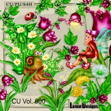 CU Vol 600 Fairy Tale by Lemur Designs