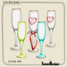 CU Vol 444 Glass by Lemur Designs