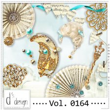 Vol. 0164 Music & Masquerade Mix by Doudou Design