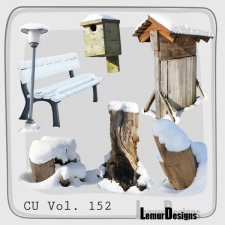 CU Vol 152 Natur by Lemur Designs