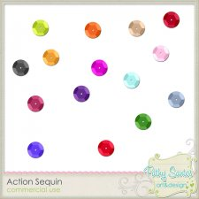 Action Sequin by Pathy Design