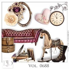 Vol. 0688 Vintage Mix by D's Design