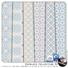 Overlays Collection 51 by MoonDesigns