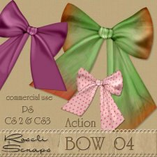 Action - Bow 04 by Rose.li