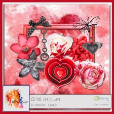 Vol 144 In Love Elements EXCLUSIVE bymurielle