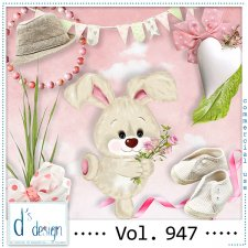Vol. 947 Spring Mix by Doudou Design