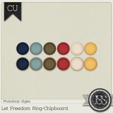 Let Freedom Ring Chipboard PS Styles by Just So Scrappy