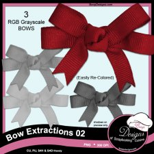 Bow Extrations 02 by Boop Designs