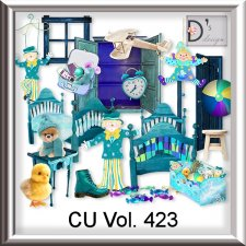 Vol. 423 Kids Mix by Doudou Design