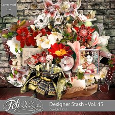 Designer Stash Vol 45 - CU by Feli Designs