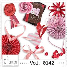Vol. 0142 Love Mix by Doudou Design
