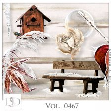 Vol. 0467 Winter Mix by D's Design