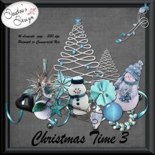 Christmas Time 3 by Doudou Design