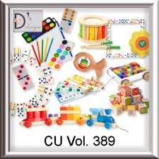 Vol. 389 Kids Toys Mix by Doudou Design