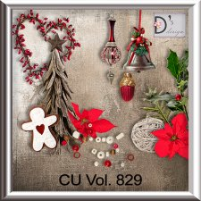 Vol. 829 christmas by Doudou Design