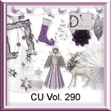 Vol. 290 Winter Christmas by Doudou Design