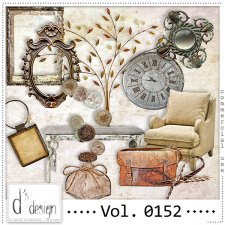 Vol. 0152 Vintage Mix by Doudou Design