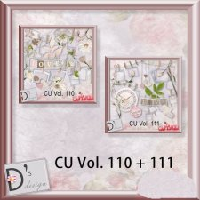 Vol. 110 & 111 Element BUNDLE by Doudou Design