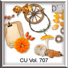 Vol. 707 Autumn Mix by Doudou Design