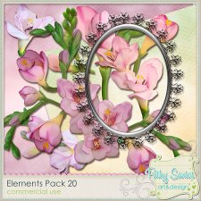 Elements PAck 20 by Pathy Design