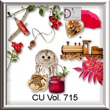 Vol. 715 Autumn Mix by Doudou Design