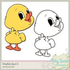 Template Duck 01 by Pathy Design