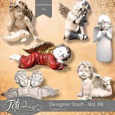 Designer Stash Vol 88 -CU by Feli Designs