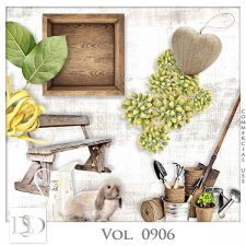 Vol. 0906 Spring Nature Mix by D's Design