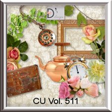 Vol. 511 Vintage Mix by Doudou Design