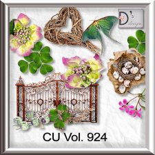 Vol. 924 Spring Mix by Doudou Design