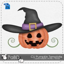 Pumpkin Layered Template by Peek a Boo Designs