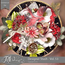 Designer Stash Vol 53 - CU by Feli Designs