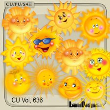 CU Vol 636 Sun by Lemur Designs