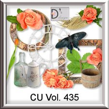 Vol. 435 Vintage Mix by Doudou Design