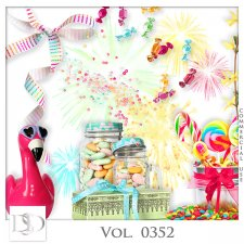 Vol. 0352 Party Mix by D's Design