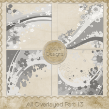 All Overlayed Part 13 by Josy