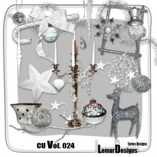 CU Vol 024 Christmas by Lemur Designs