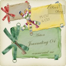 Action - Journaling IV by Rose.li