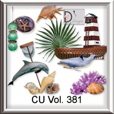 Vol. 381 Beach Sea Mix by Doudou Design