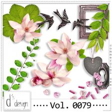 Vol. 0079 Floral Mix by Doudou Design
