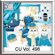 Vol. 498 Fantasy Winter Mix by Doudou Design