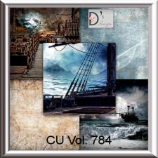 Vol. 784 to 788 pirate papers by Doudou Design