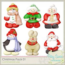 Christmas Pack by Pathy Design