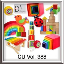 Vol. 388 Kids Toys Mix by Doudou Design