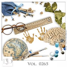 Vol. 0265 School Mix by D's Design