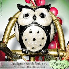 Designer Stash Vol 157 - Christmas Beauties No. 5 by Feli Designs