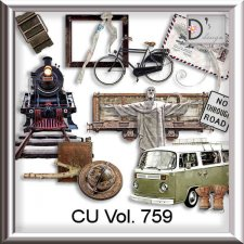 Vol. 759 Travel-World by Doudou Design